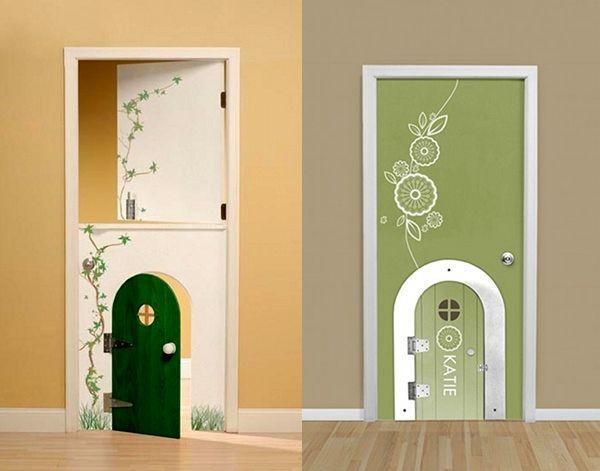 двери для детей межкомнатные