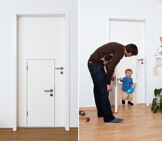 детские межкомнатные двери 2 в 1