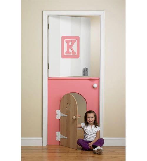 креативные двери для детей