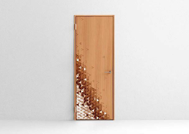 межкомнатные двери Nendo Kumiko
