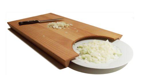 разделочные доски с выемкой для тарелки