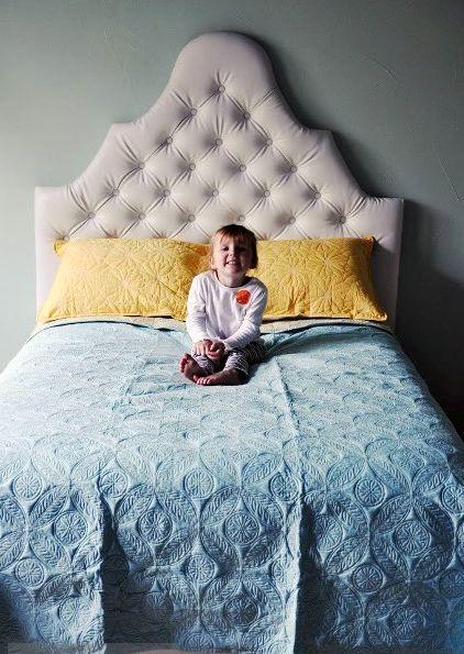 мягкое изголовье кровати каретная стяжка