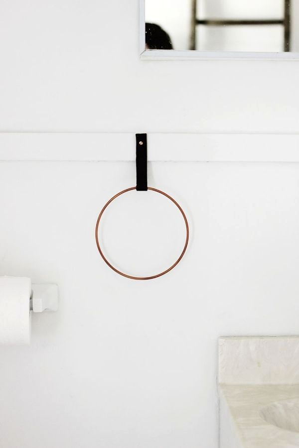 держатель для полотенец в виде кольца