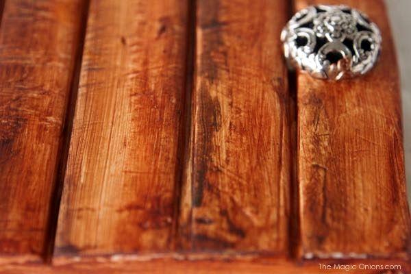 дверь для феи в интерьере 11