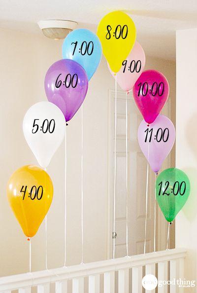 новогодние воздушные шарики