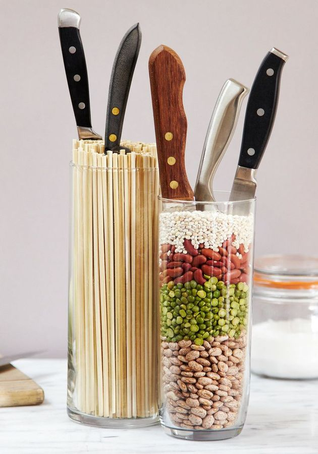 подставки для ножей своими руками