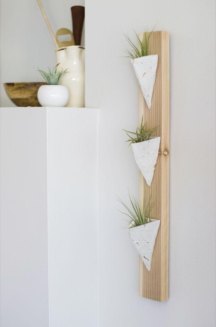Настенный держатель для растений