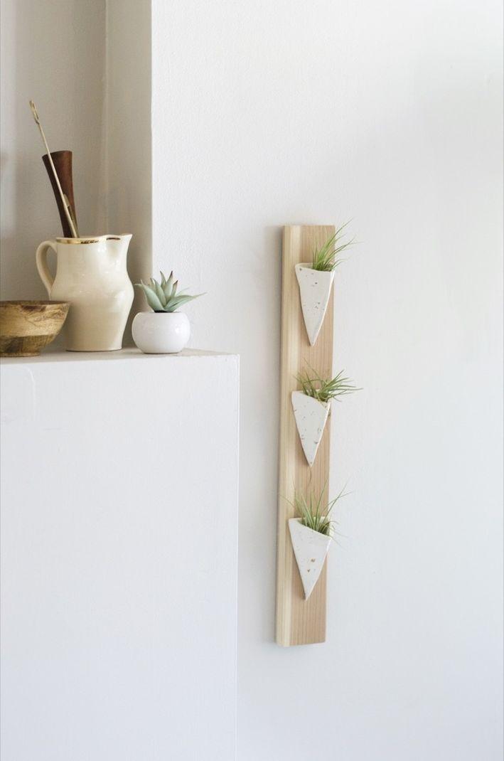 мастер-класс настенный держатель для комнатных растений своими руками
