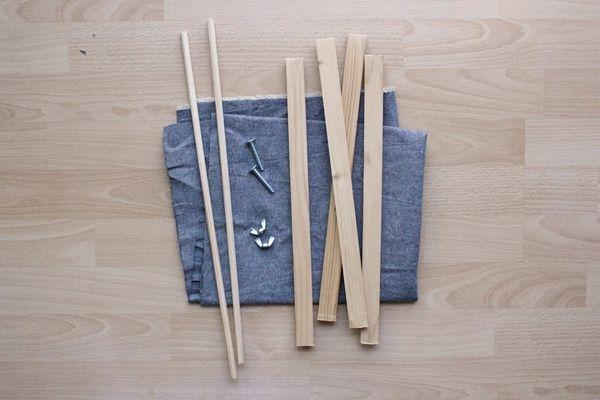 материалы для складной подставки