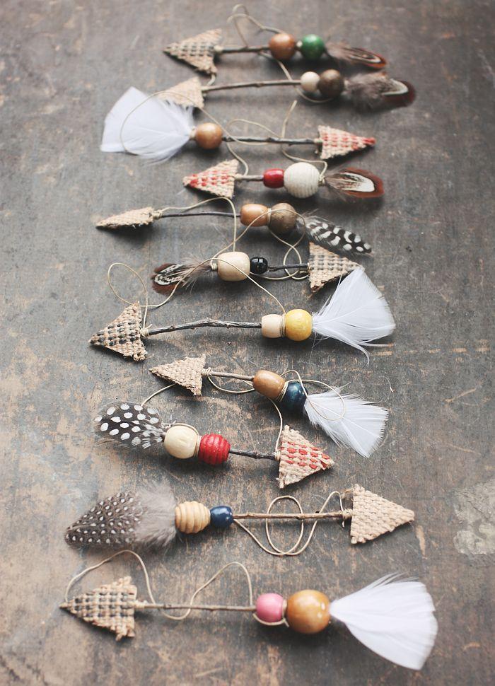 декоративные стрелы своими руками