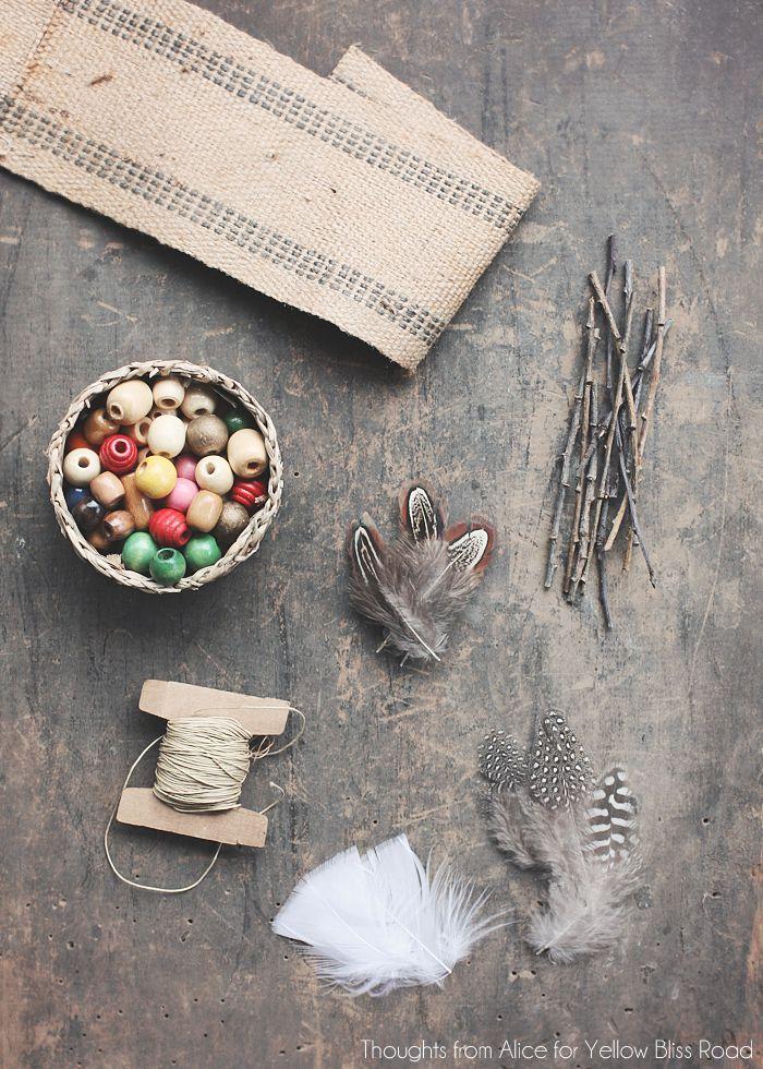 материалы для поделки декоративные стрелы своими руками