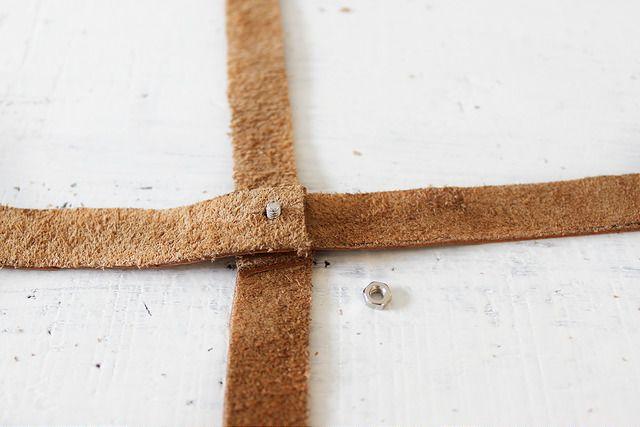 материалы для кашпо из кожи своими руками