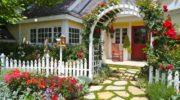 12 идей ландшафтного дизайна двора в частном доме